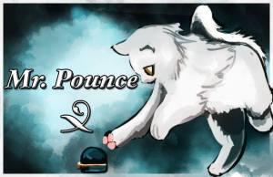 Mr. Pounce