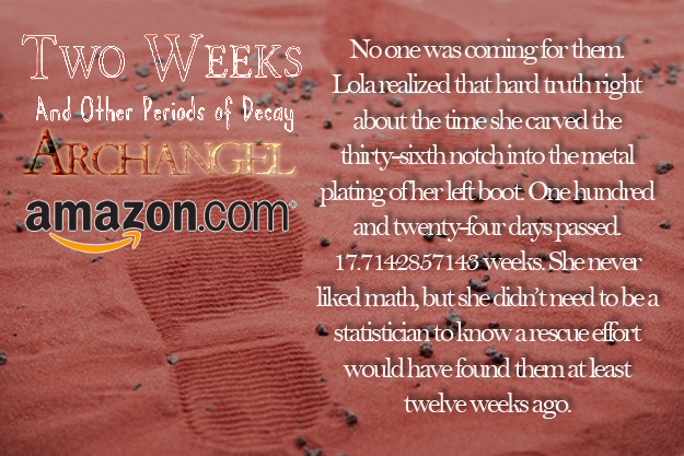 Two Weeks Archangel Teaser