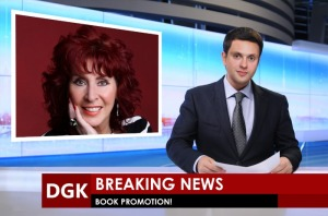 BREAKING NEWS book promotion