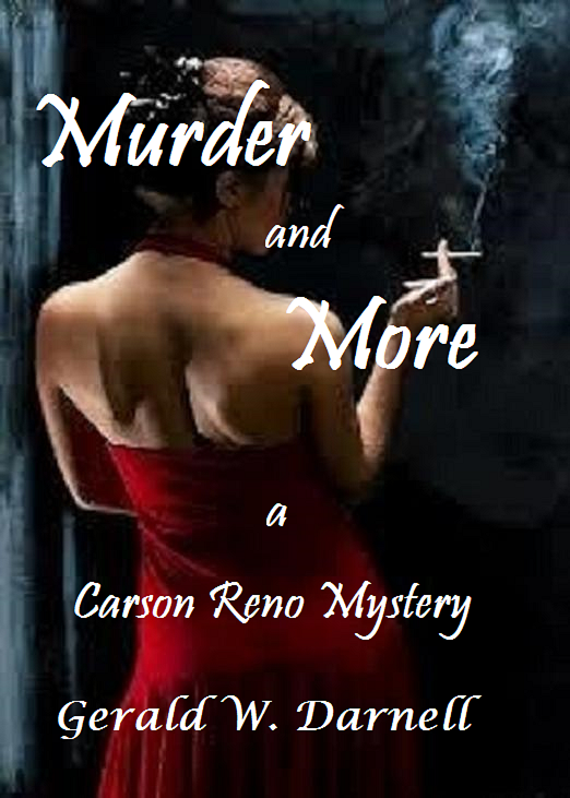 Murder and More Cover