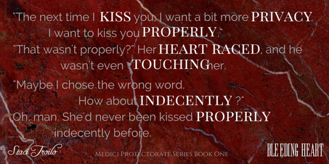 Bleeding Heart teaser