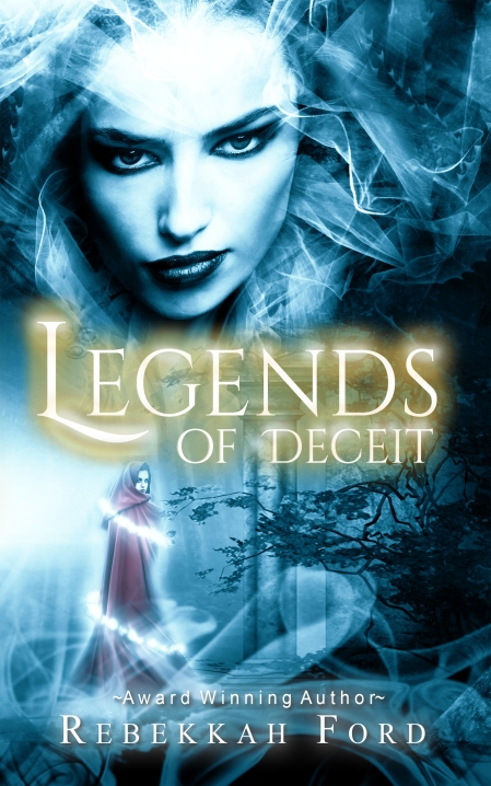 Legends of Deceit - Amazon